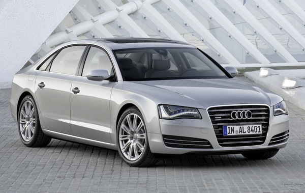 Audi to increase prices from 1st Jan 2013