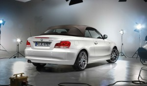 BMW 1-Series Coupe and Convertible Limited Edition Lifestyle to be seen at Detroit Auto Show