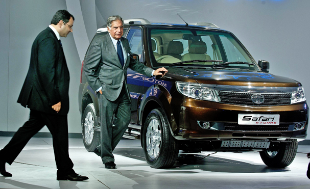 Cyrus Mistry as the new chairman for Tata Motors