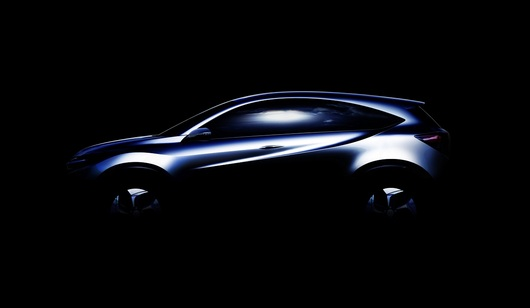 Honda releases Urban SUV Concept images