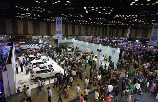 Hyderabad International Auto Show to begin from Jan 11th 2013