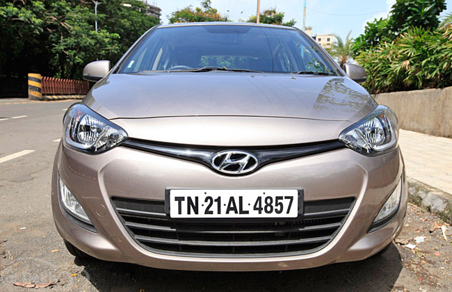 Hyundai i20 based sedan in the making