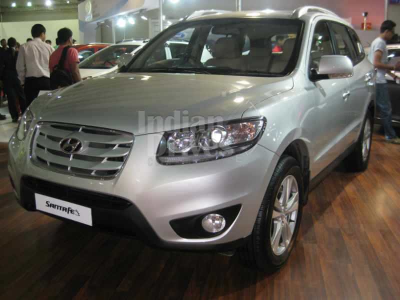 Hyundai launches 2013 Santa Fe in China India to get the SUV soon