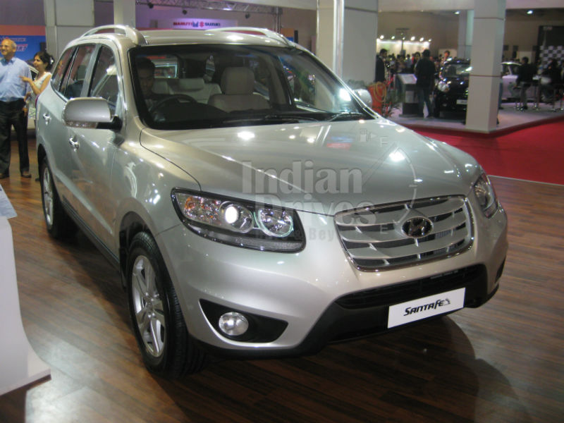 Hyundai launches 2013 Santa Fe in China India to get the SUV soon