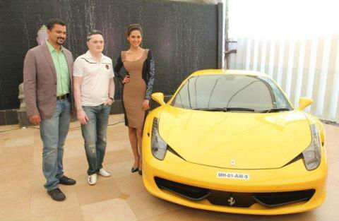 India's first drifting car to be revealed by Gautam Singhania tomorrow