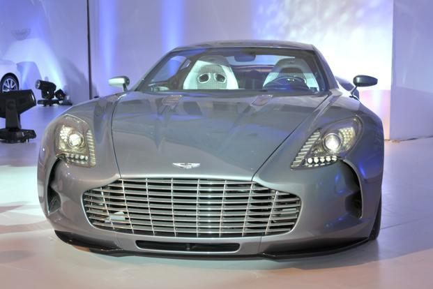Investindustrial buys stake in Aston Martin