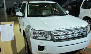 JLR Range Rover