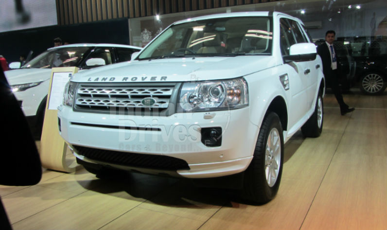 JLR considering building all-new Land Rover in Saudi Arabia