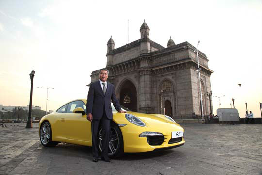 Kapila Perrera Named As the New Head of After Sales Service at Porsche India
