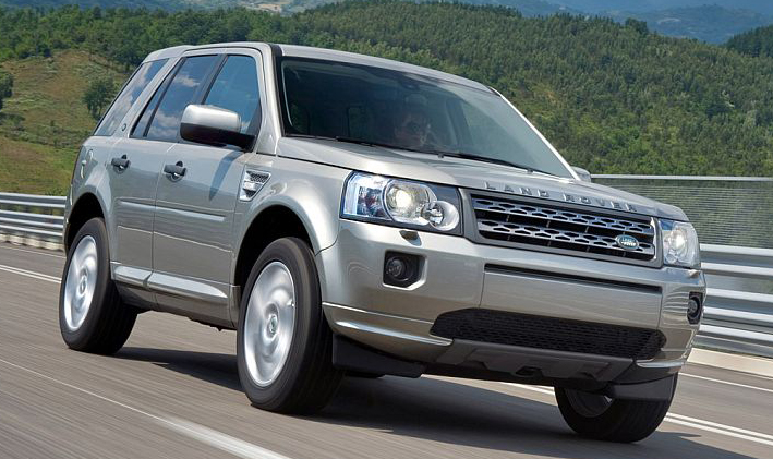 Land Rover Freelander facelift coming to India