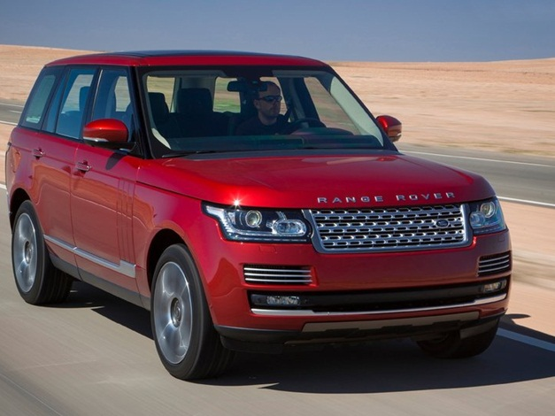 Land Rover Range Rover Launched in India