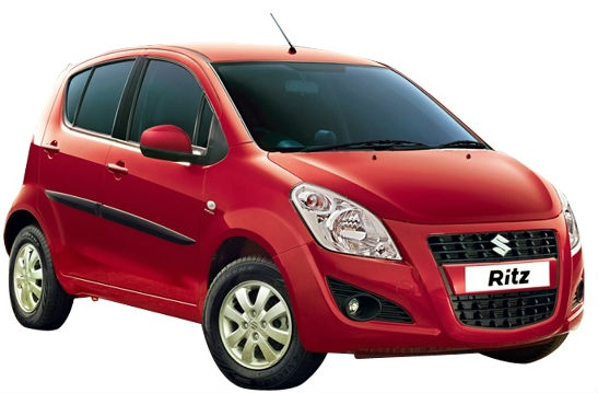 Maruti Ritz automatic to arrive next month