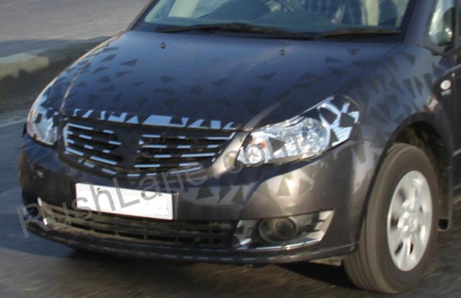 Maruti Suzuki SX4 facelift to arrive by early 2013