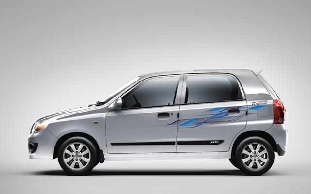 Maruti Suzuki reveals limited edition Alto K10 Knightracer