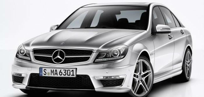 Mercedes C63 to get 4.0 V8