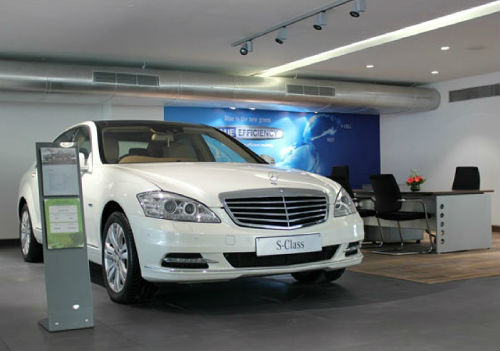 Mercedes to increases prices from January 2013