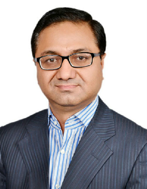 Mr. Rajesh Singh will be the new Vice President of General Motors India