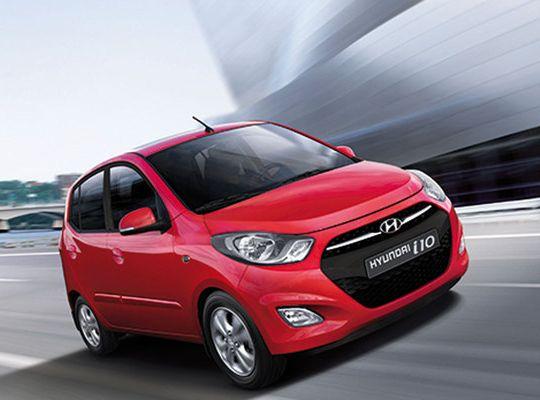 Netherland gets 2013 Hyundai i10 Facelift