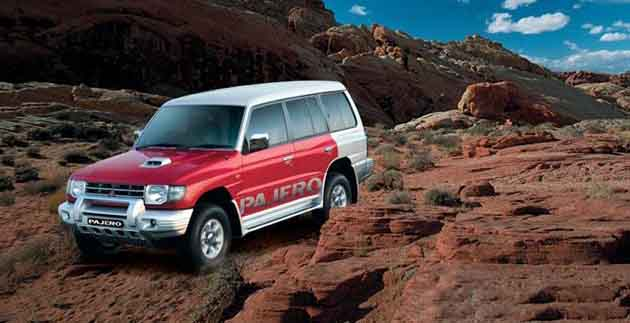 Pajero Sports bags BBC Top Gear's Off Roader of the year award
