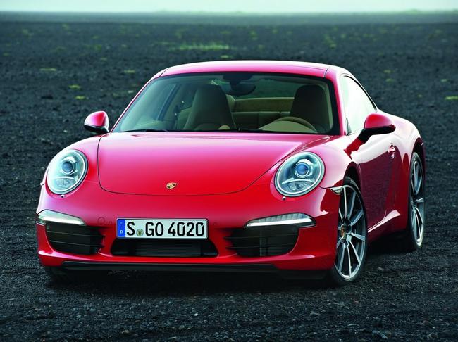 Porsche Discloses Future Proposals