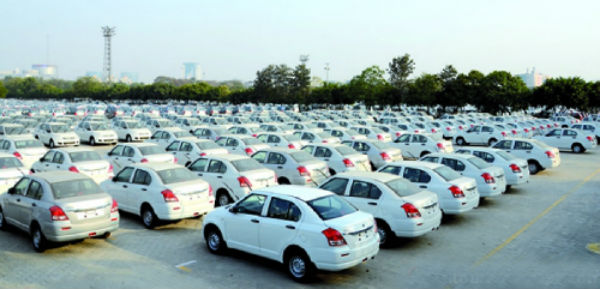 Production of Indian Passenger Vehicles Declined During April-November 2012 Says Praful Patel