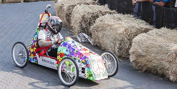 Red Bull soapbox race Mumbai