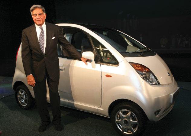 Refreshed Nano to come soon says Ratan Tata