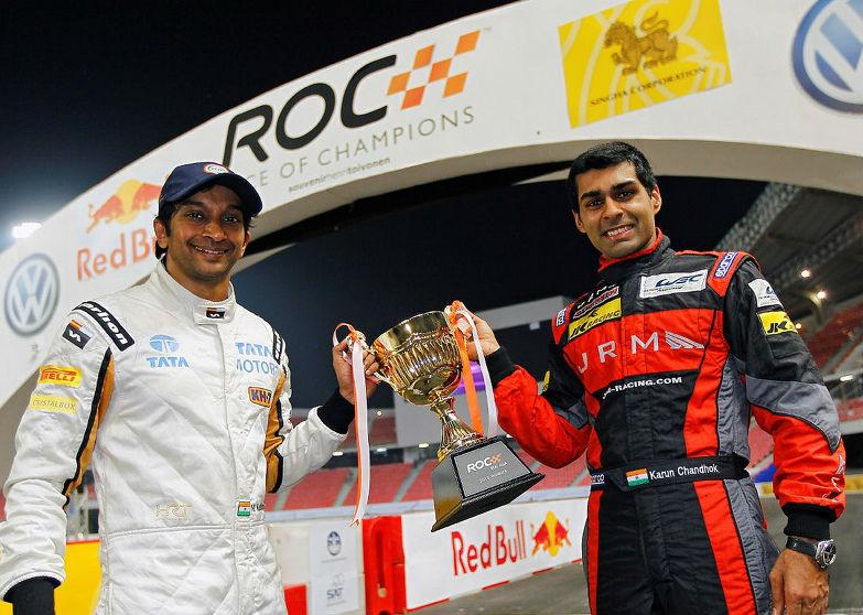 Team India wins ROC Asia