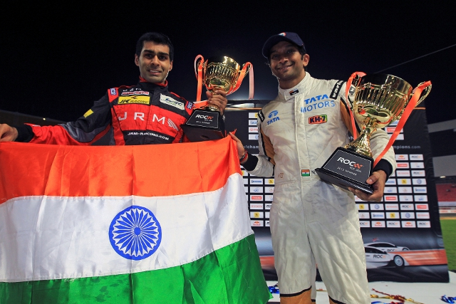 Team India wins ROC Asia