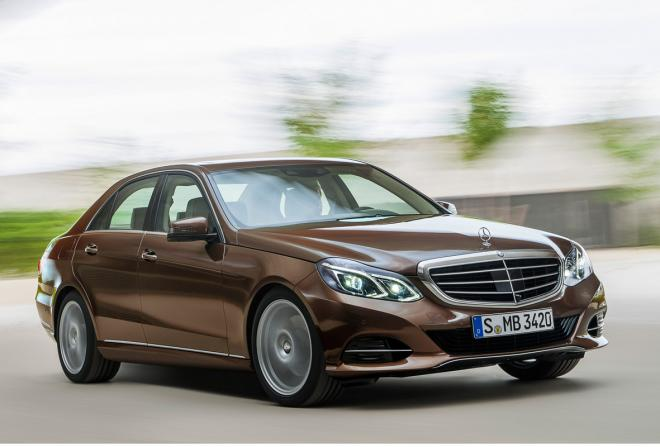 The all new Mercedes E-Class facelift pics leaked