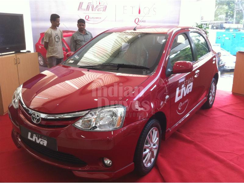 Toyota Etios Liva Sport
