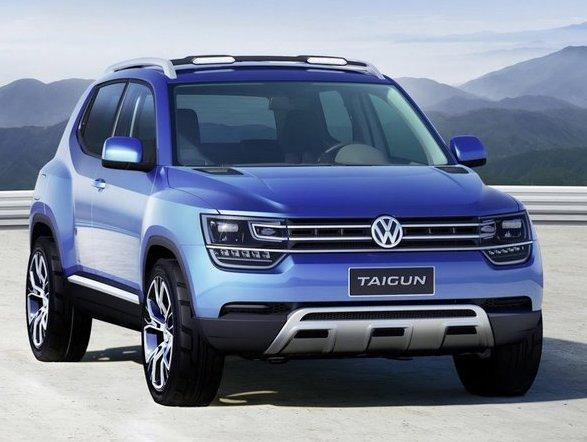 Volkswagen Taigun to compete with EcoSport