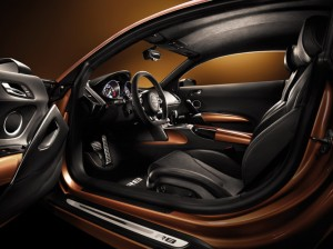 2013 Audi R8 China Limited Edition Interior
