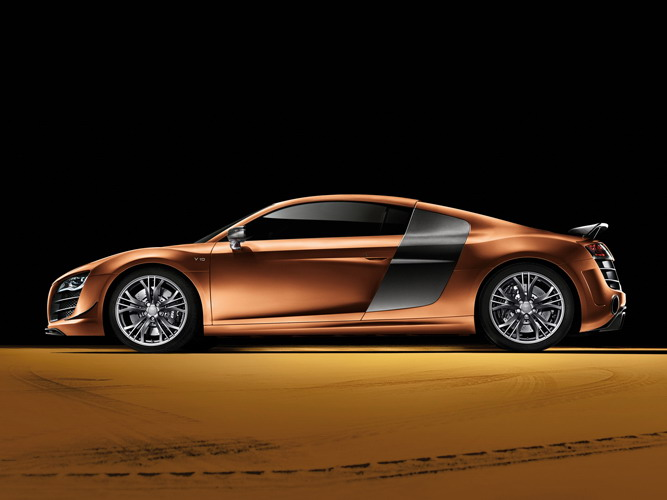 2013 Audi R8