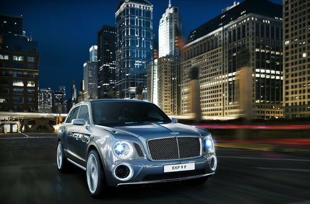 2013 Bentley SUV