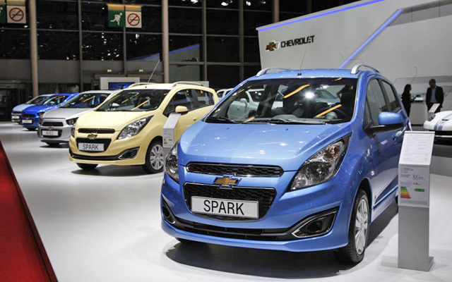2013 Chevy Beat likely to appear by second quarter
