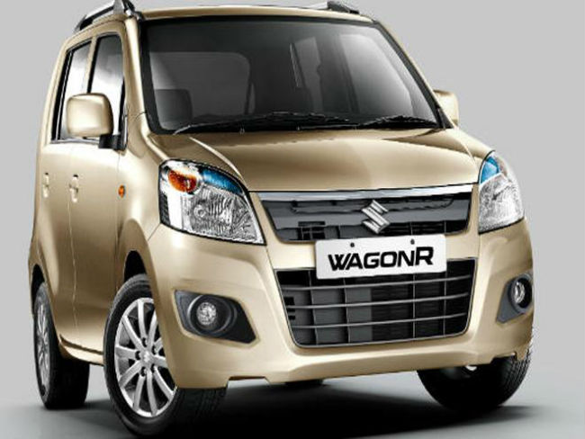 2013 Maruti WagonR facelift revealed