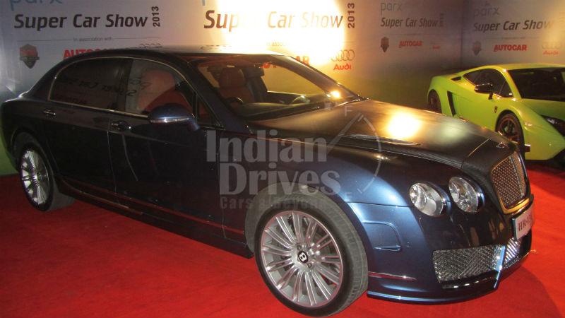 2013 Parx Super Car Show