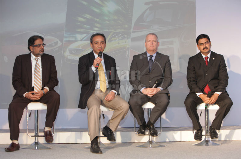 Tata Launches Indica Vista D90