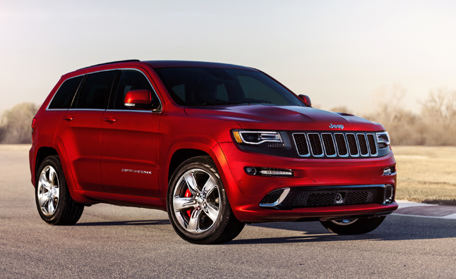 2014 Jeep Grand Cherokee revealed
