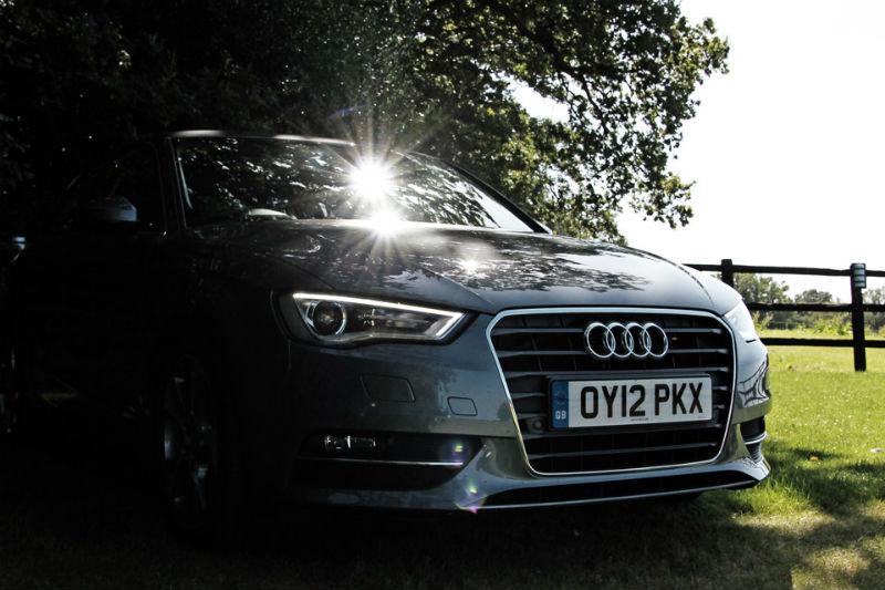 New 2013 Audi A3
