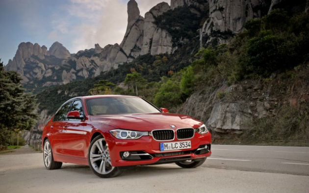 BMW Luxury car in India