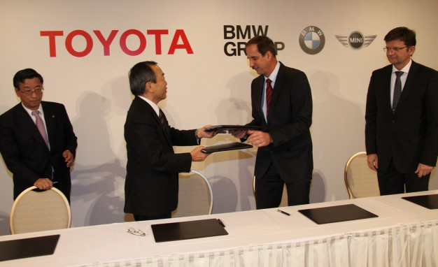 BMW to borrow hydrogen based fuel cell technology from Toyota