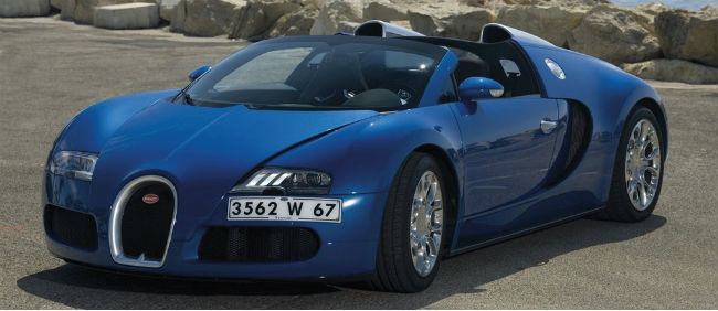 Bugatti renews the order of transmission for Veyron till 2014