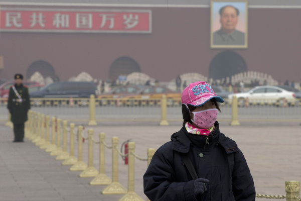China closes Hyundai Beijing Plant for Pollution Bizarre