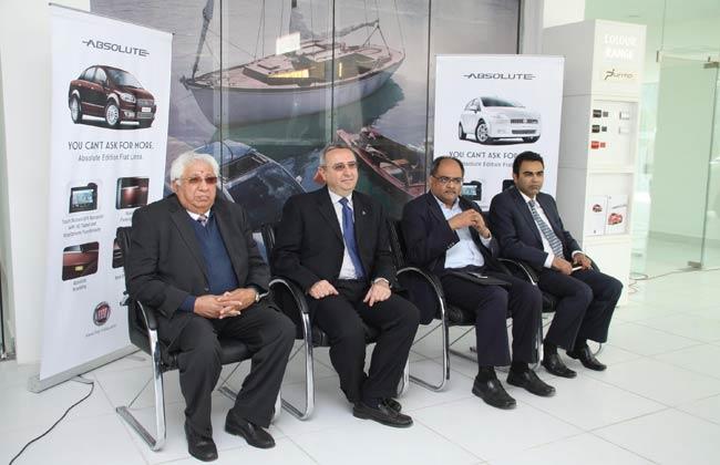 Fiat Kicks Off Exclusive World Class Dealership in Noida