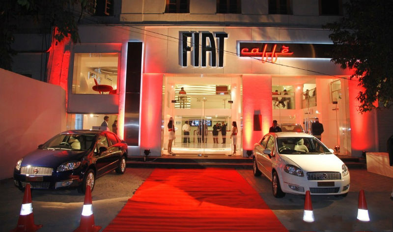 Fiat to celebrate Coffee Festival