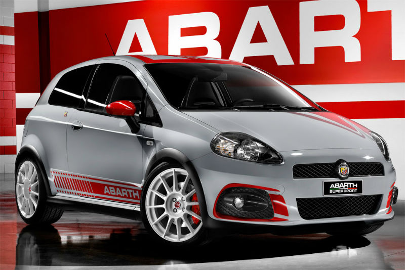 Fiat to come with localised Punto Abarth this year