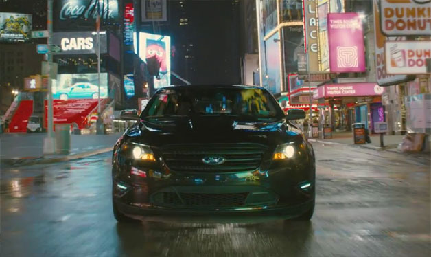 Ford Taurus SHO In Men In Black 3