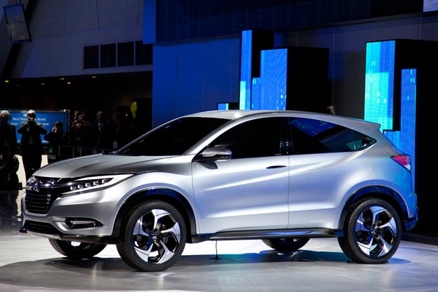 2013 Honda Urban SUV Concept in India